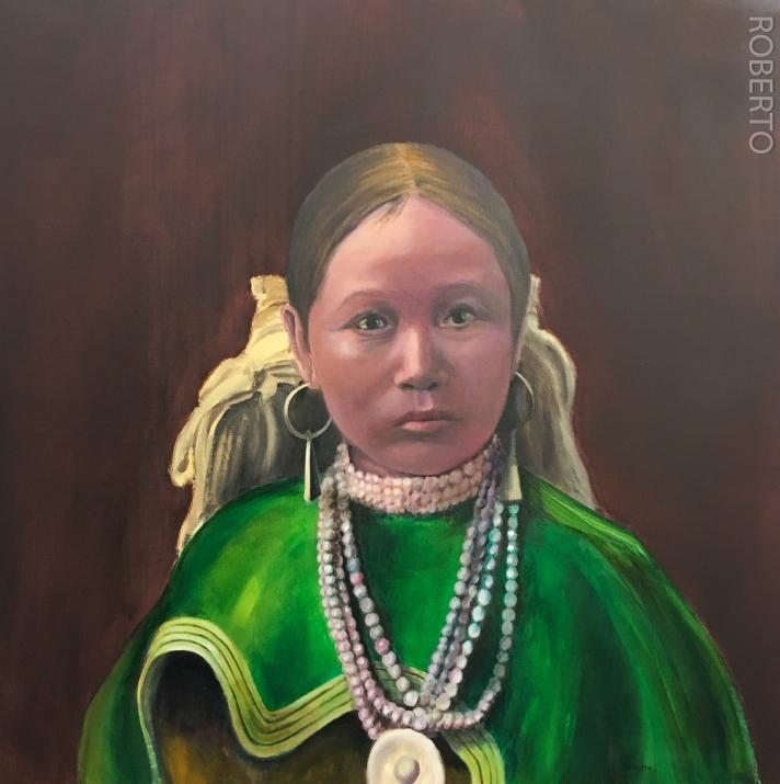 Jicarilla Girl